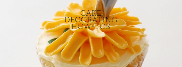 cake decorating how-tos