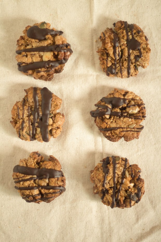 Muesli Cookies 7