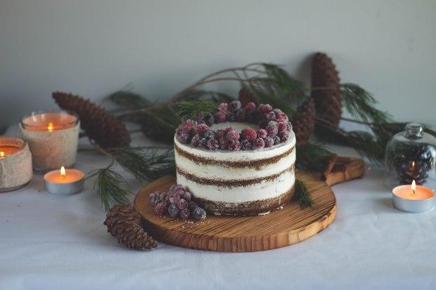 Gingerbread cake6