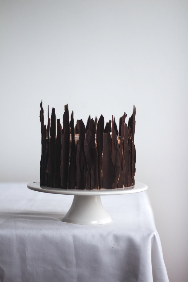chocolate mousse cake12