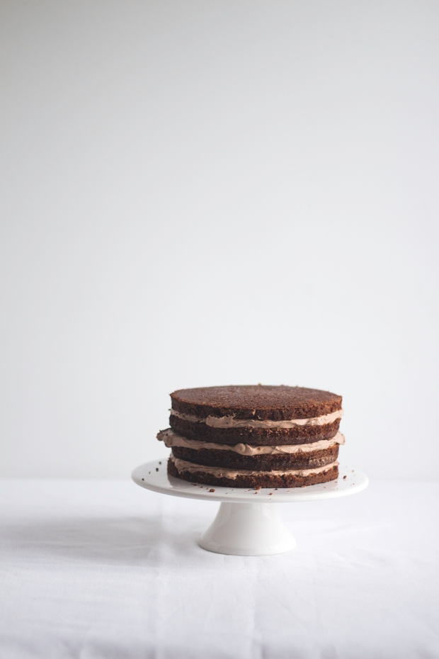 chocolate mousse cake5