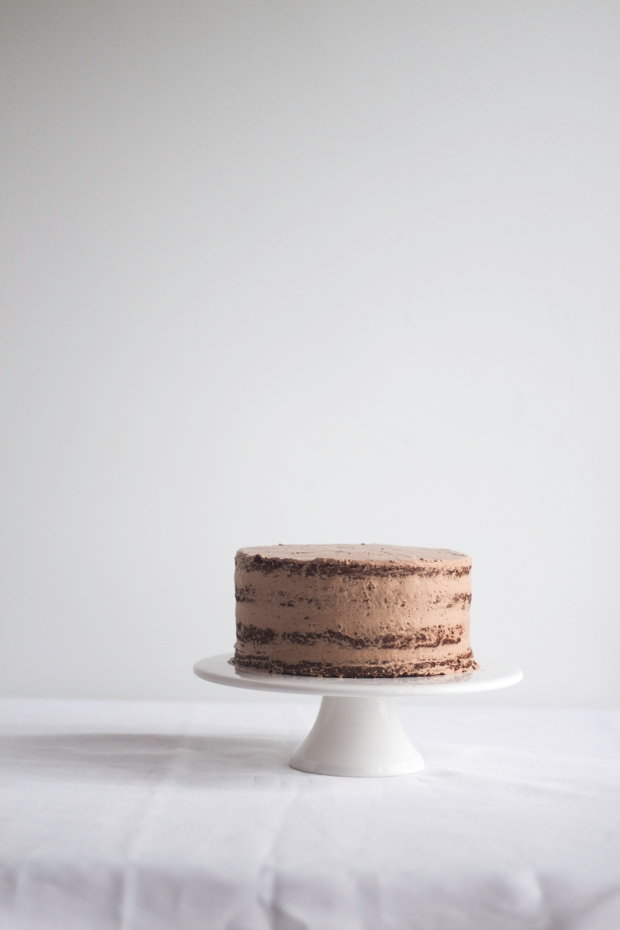 chocolate mousse cake6