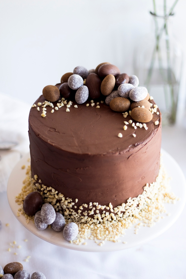 chocolate Easter cake_5