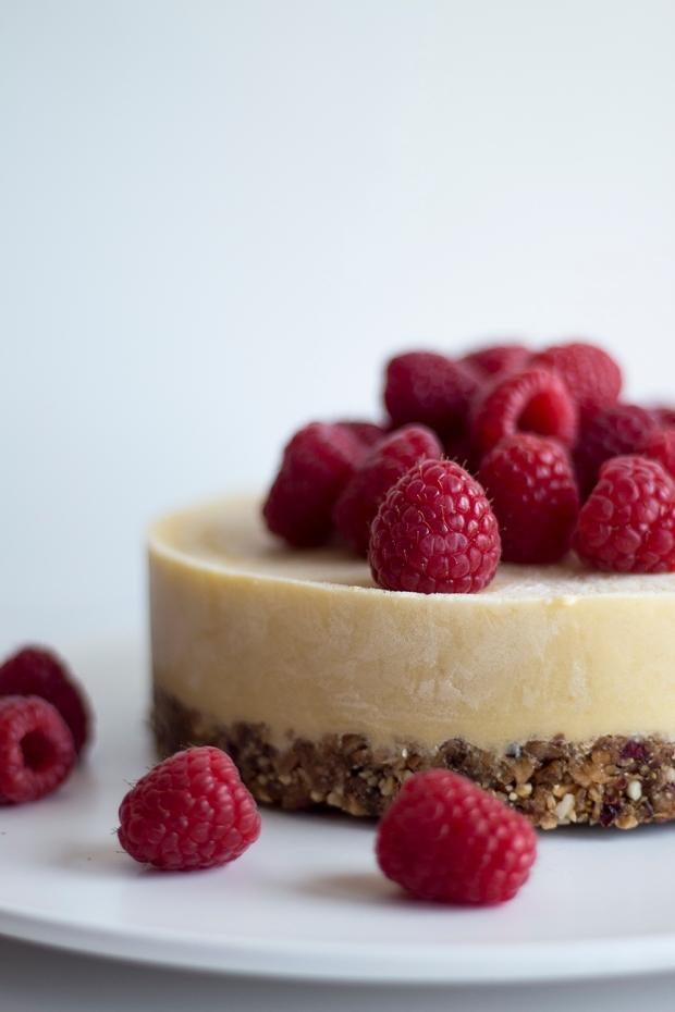 Mango Raw Cake_4