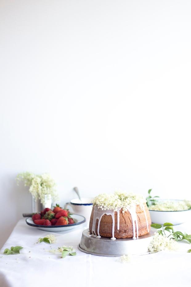 Bundt Cake Elderflower_5