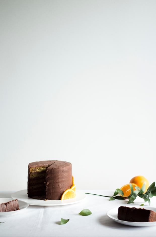 orange chocolate cake_5