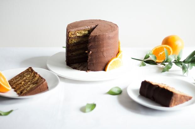 orange chocolate cake_6