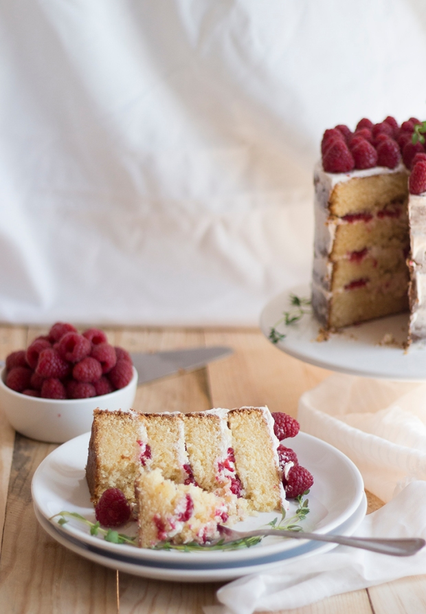 raspberry thyme cake_8