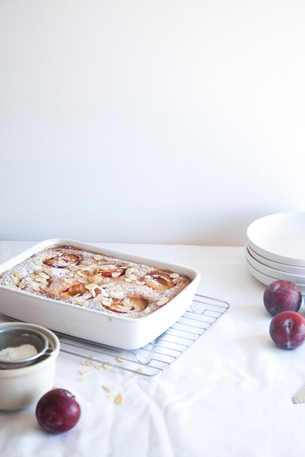 plum clafoutis toasted almond15