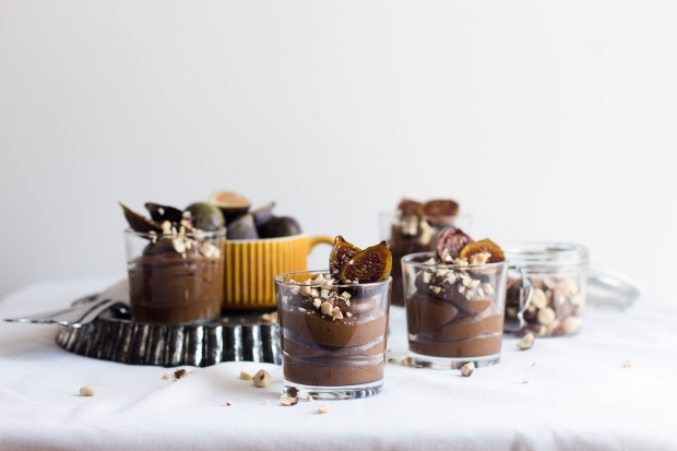Chocolate Avocado Mousse7