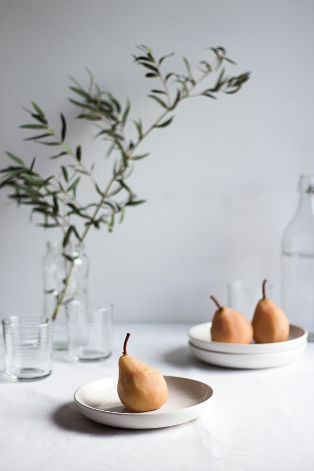 Poached Pears w Pistachio Praline8